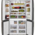 Beko - Dört Kapılı Buzdolabı
