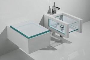 Ceramica GSG - Cam Banyo Tasarımı