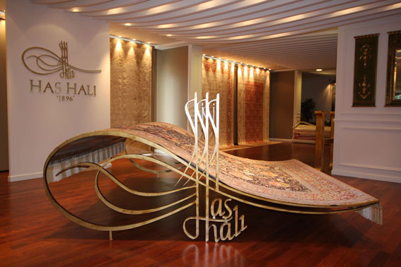 HAS HALI - FULYA SHOWROOM