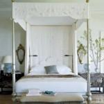 Metropolitan Home - Beyaz Yatak Odası