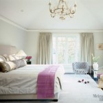 Metropolitan Home - Krem yatak Odası