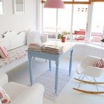 Instyle Home - Beyaz Oturma Odası