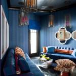 Amanda Nisbet - Mavi Oturma Odası