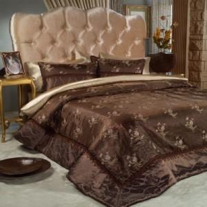 Home Sweet Home - Magnolia Yatak Örtüsü