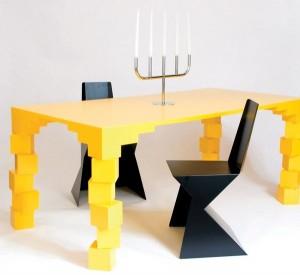 Industrial Design - Masa Sandalye