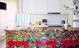The Cool Hunter - Lego Mutfak Tezgahı
