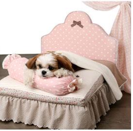 Sassy Pup - Luxury Köpek Yatağı