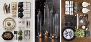 Villa Collection - Sofra Dekoru ve Fenerler