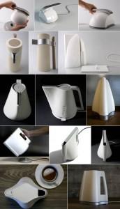 Alex Padwa - Kettle Tasarımları