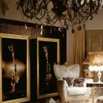 Altamoda Italia - Chic Siyah Salon
