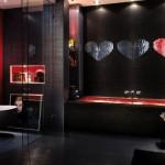 Fap Ceramiche - Siyah Kalpli Banyo