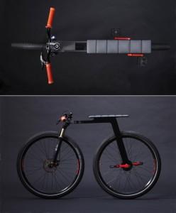 Jruiter Studio - Kırmızı Siyah Bisiklet Tasarımı