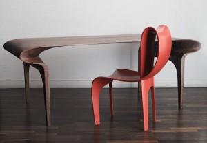 Bodo Sperlein - Masa Sandalye Tasarımı