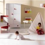 Cambrass - Kırmızı Beyaz Çocuk Odası