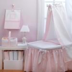 Cambrass - Pembe Beyaz Bebek Odası