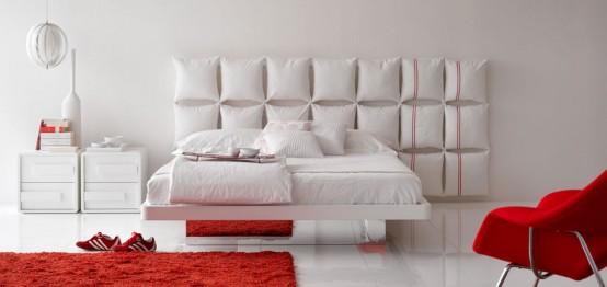 Olivieri - Pixel Yatak Başlığı