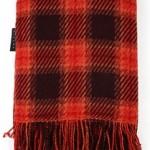 Casa - Kırmızı Battaniye