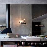 İsviçre - Yeraltı Evi - Mutfak
