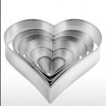 Tantitoni - Kalp Şeklinde Kurbaiye Kalıbı