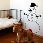 Walltogether - Kardan Adam Duvar Stickerı