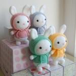 Tiny Bazaar - Örgü Tavşanlar