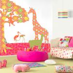 LOT - Renkli Duvar Kağıdı