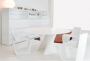 MDF Italia - Masa Sandalye Kombinasyonu