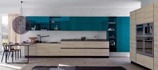 Scavolini - Mood Mutfak Tasarımı