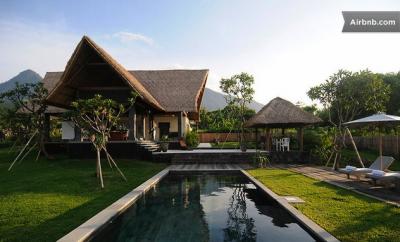 A irbnb - Jeda Villa Luxury