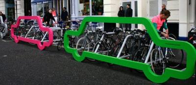 Bisiklet Park Tasarımı