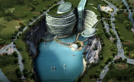 Çevre Dostu Modern Mimari Yapılar