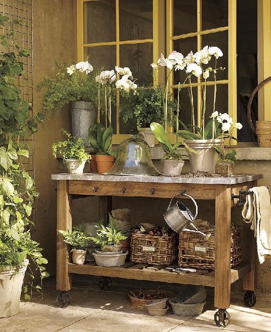 Yazlik ev bahce tasarimi 6 bahçeye çıkıyoruz