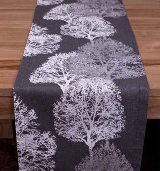 Mikka - Ağaç Desen Runner